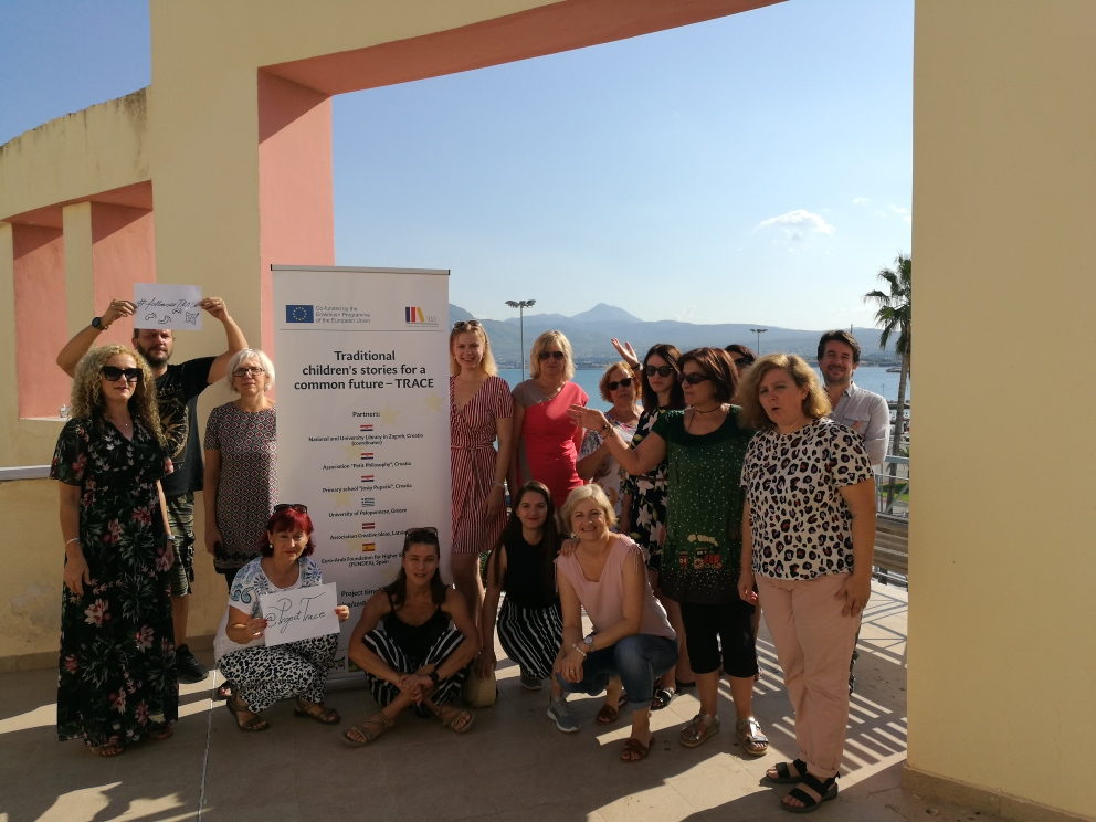 Second International Meeting on TRACE Project, Corinth, Greece