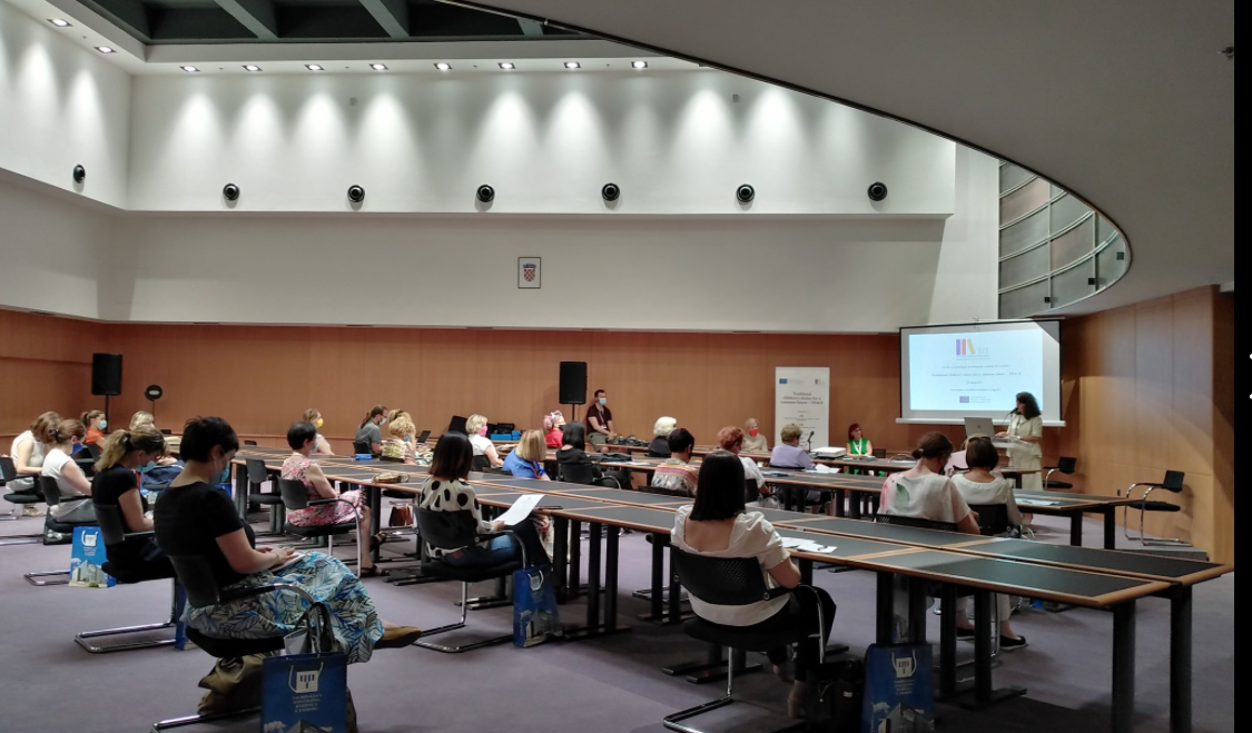 TRACE Multiplier events: National and University Library in Zagreb